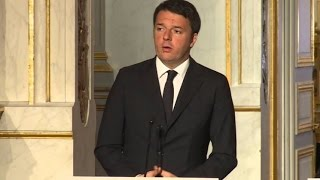 LIVE  Italy's constitutional referendum  Matteo Renzi reacts to referendum result
