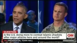 Obama Presidential Town Hall: America's Military and Commander in Chief September, 28 2016 480p Free HD Video