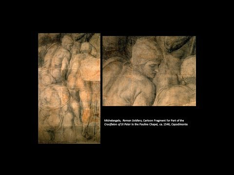 "Voices on Art-Museum of Fine Arts, Houston Lecture ""Michelangelo and the Vatican"""