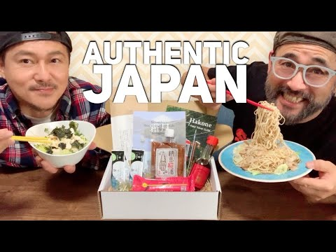 Experience Authentic JAPANESE FOOD from Kanagawa Japan
