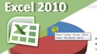 Excel 2010 para iniciantes. (Aula 4) - Média e Gráficos