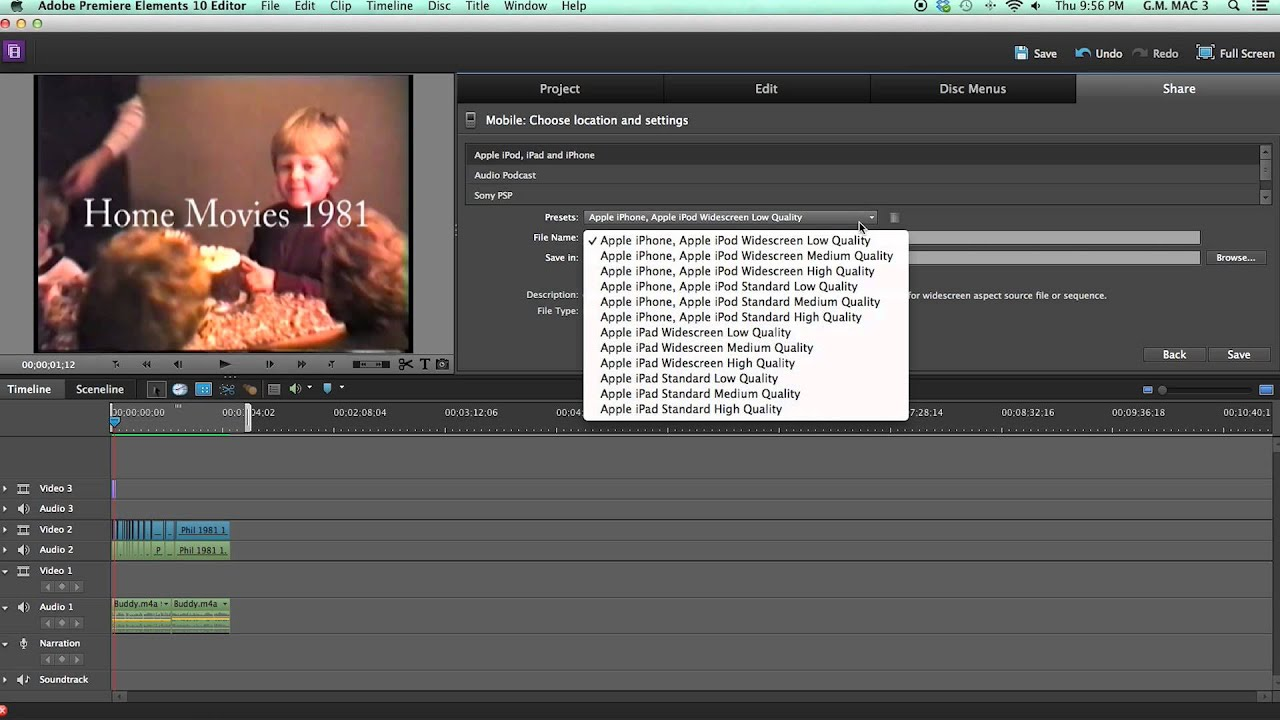 How to edit video at home 18