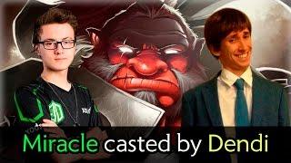 Miracle mid Axe casted by Dendi — OG vs Liquid Dota 2