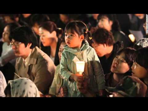 In memory of the South Korea Sewol tragedy.