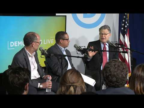 Democrats LIVE: Sen. Al Franken, Jessica Gonzalez, Keith Ellison, and Tom Perez