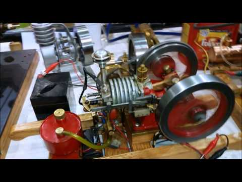 Cabin Fever Expo 2017 Model Engineering Show part 1 of 4