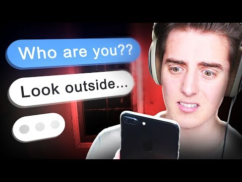 Someone is stalking me...