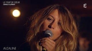 Alcaline, le Coup de Coeur Live : Coralie Clément -  La Belle Affaire