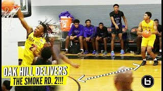Cole Anthony & Oak Hill DELIVER THAT SMOKE RD. 2!!! Christian Brown FEELING BOUNCY!!