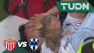 ¡Terrible lesión de Gallegos! | Necaxa 0 - 0 Rayados | Liga Mx - Ap 2019 - Semifinal | TUDN