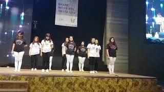 """Blessed Choir NDC BW3 - Waktu Tuhan _ NDC Worship (album Ke 3 """"PURIFY"""")"""
