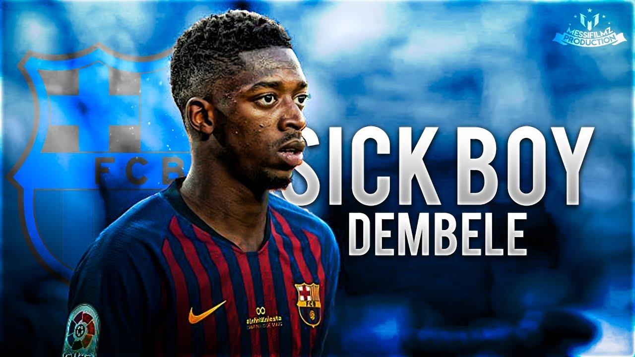 Tokeo la picha la Ousmane Dembele sick