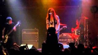 Against Me! - Thrash Unreal - Starlite Room - Edmonton, AB - March 28, 2014