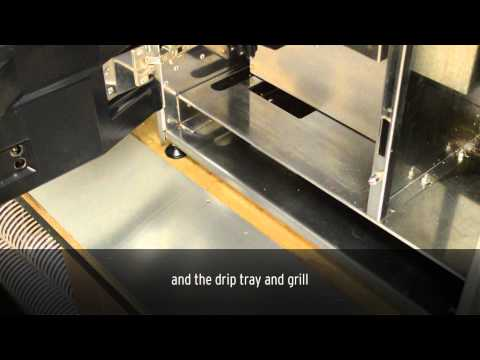 How to clean the Coffea - Bean to cup coffee machine - Tchibo Coffee International