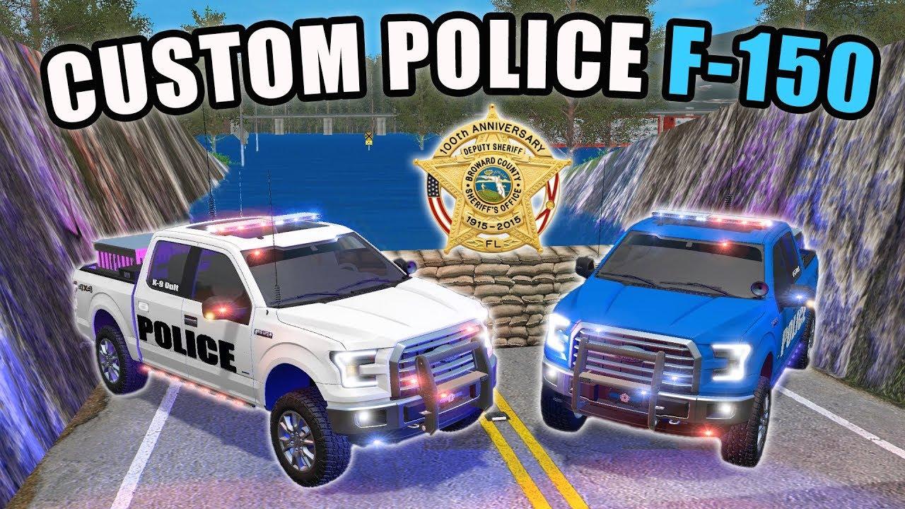 new-police-edition-f-150s-hurricane-prep-for-the-big-storm-farming-simulator-2017