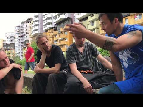 ParkourONE Academy - Experience Workshop with Chau Belle (Berlin)