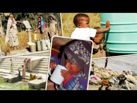 """Aveda's """"Baby Steps"""" Towards Clean Water are Drops in the Bucket"""