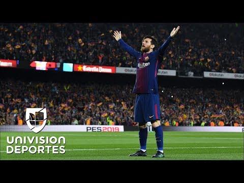 Los 10 mejores goles de Lionel Messi en la UEFA Champions League