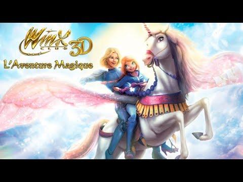 Winx Club - Sezon 1 Bölüm 13 - Büyük Bir Sır Açığa Çıkıyor!