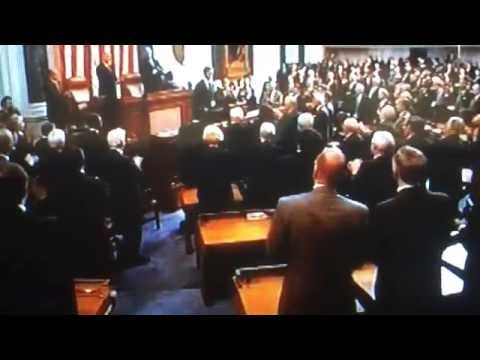 Congress: Mr. Speaker, the President of the United States