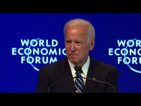 Biden says Russia a threat to 'liberal' international order