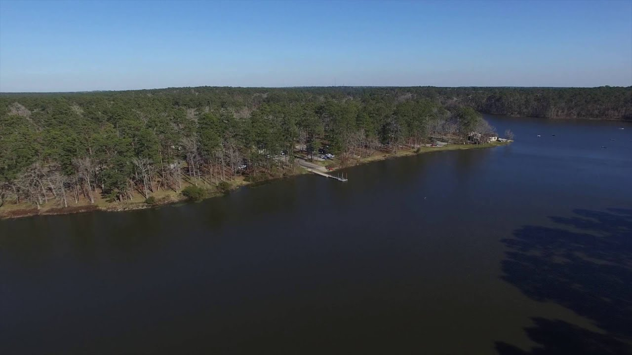 Huntsville State Park - Lake Raven - YouTube