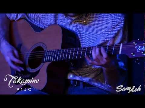 Takamine P1JC Acoustic/Electric Guitar at Sam Ash Music