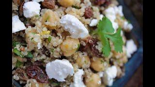 Quinoa Salad - Mediterranean Quinoa Salad - Best Quinoa Salad Recipe Ever