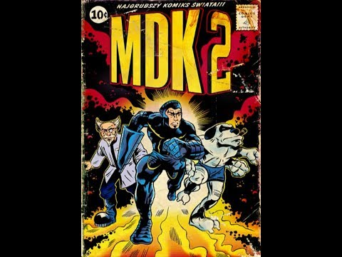 MDK 2 PL 2000 PC - All Easter Egg And Cheats