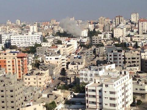 Did Israel Just Strike Gaza's Main Hospital?