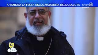 La festa della Madonna della Salute a Venezia