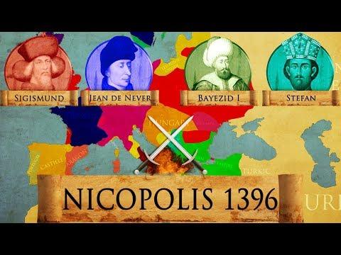 Battle of Nicopolis (Никопол | Niğbolu) 1396 Hungarian Crusade DOCUMENTARY