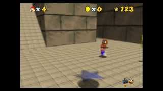 Temple (super Goldeneye 64 Preview #1) [sm64 Full Hack] [hd]
