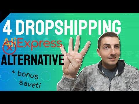 Aliexpress alteranative za još bolji Dropshipping