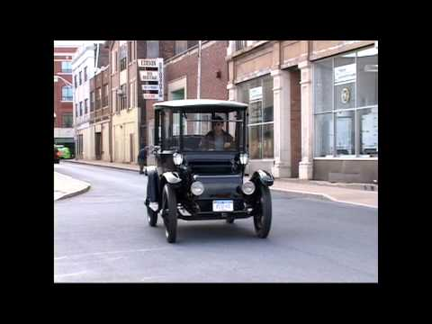 1914 Detroit Electric Car