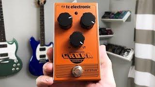Choka Tremolo - Tc Electronic