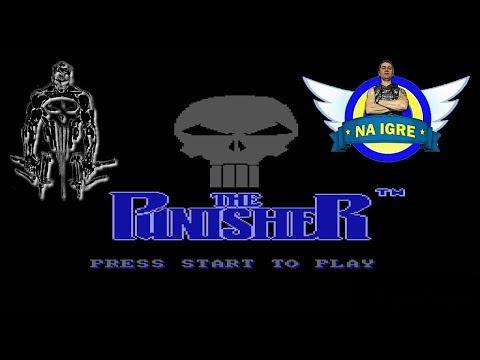 Лучший шутер моего детства ►The Punisher (Dendy, Nes, Famicom, 8 Bit) 1990