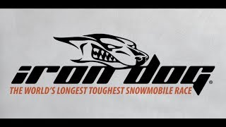 Iron Dog 2019: Nome Garage Wrench Session Two
