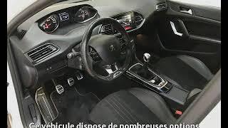 Peugeot 308 occasion visible à Lormont présentée par Vpn autos bordeaux - lormont