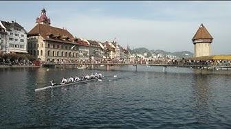 TOP 5: Die längsten Flüsse der Schweiz