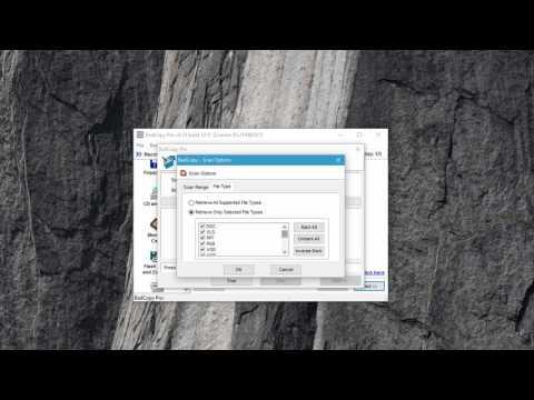 Программа BadCopy PRO: как восстановить удаленные файлы на флешке и Sd карте
