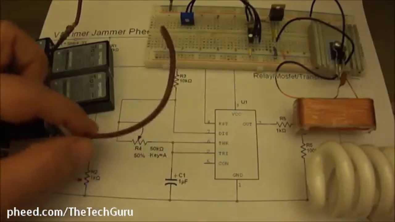 emp generator schematic wiring diagram show emp jammer emp generator youtube emp generator circuit emp generator [ 1280 x 720 Pixel ]