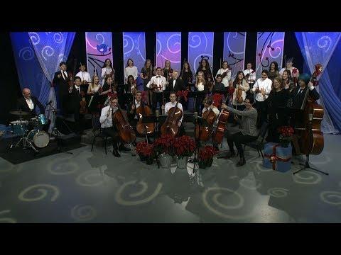 Walt Morey Middle School Orchestra - Holiday Showcase 2017