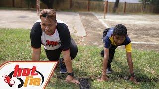 Syuk kena buli dengan budak sekolah dalam acara 100m #GengPagiHot