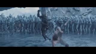 Тарзан Легенда 2016 Русский трейлер Фан ролик