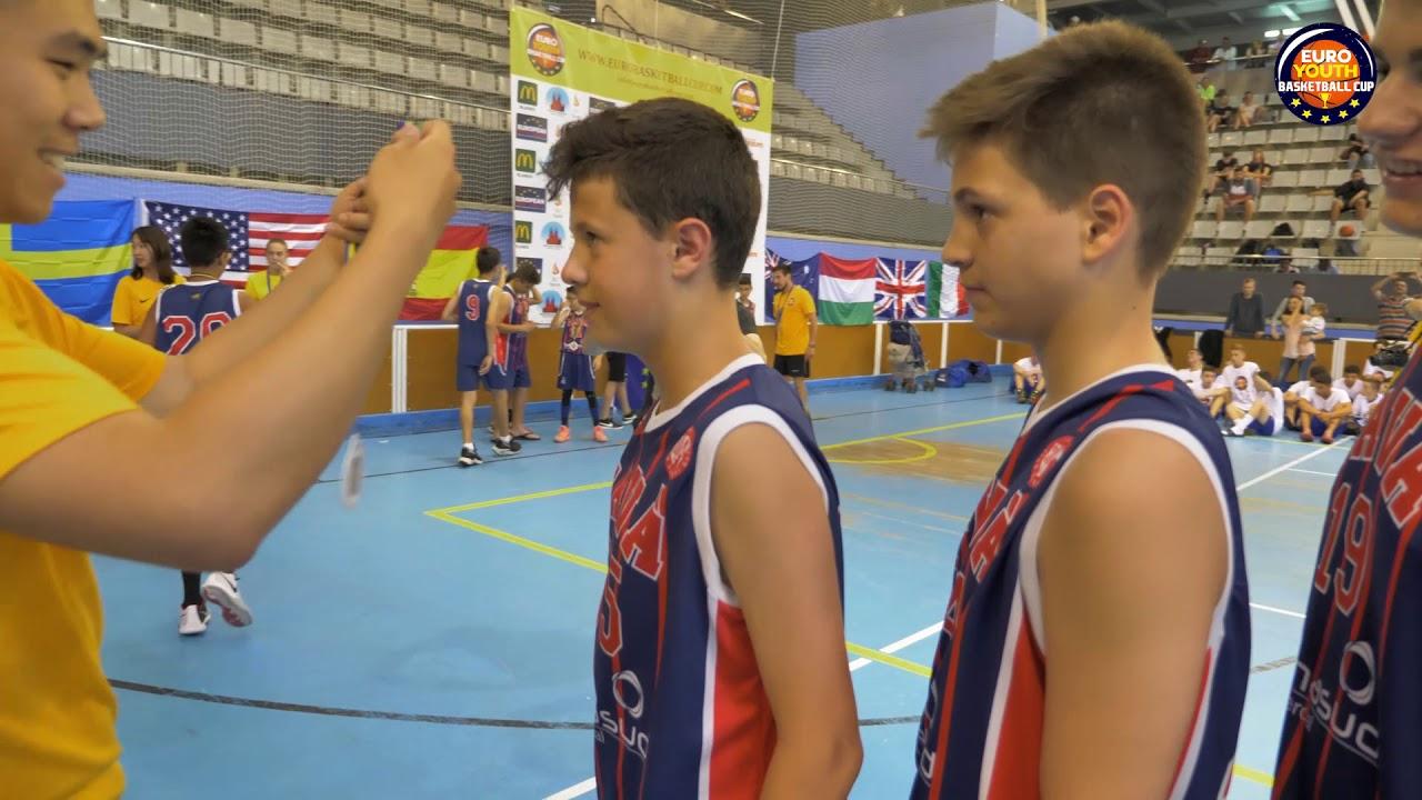 Calendario Eurobasket 2020.Euro Youth Basketball Cup International Tournament Basketball