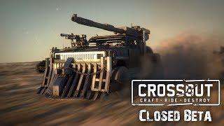 Crossout,с Игровым Томато