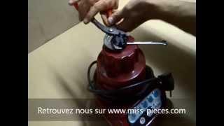 Comment changer coupleur sur un blender kitchenaid