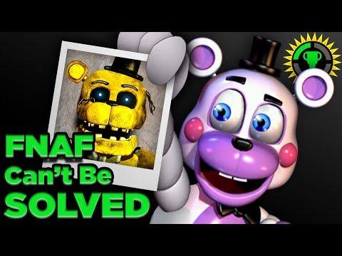 Game Theory: FNAF STUMPED Me! (FNAF 6 Ultimate Custom Night)