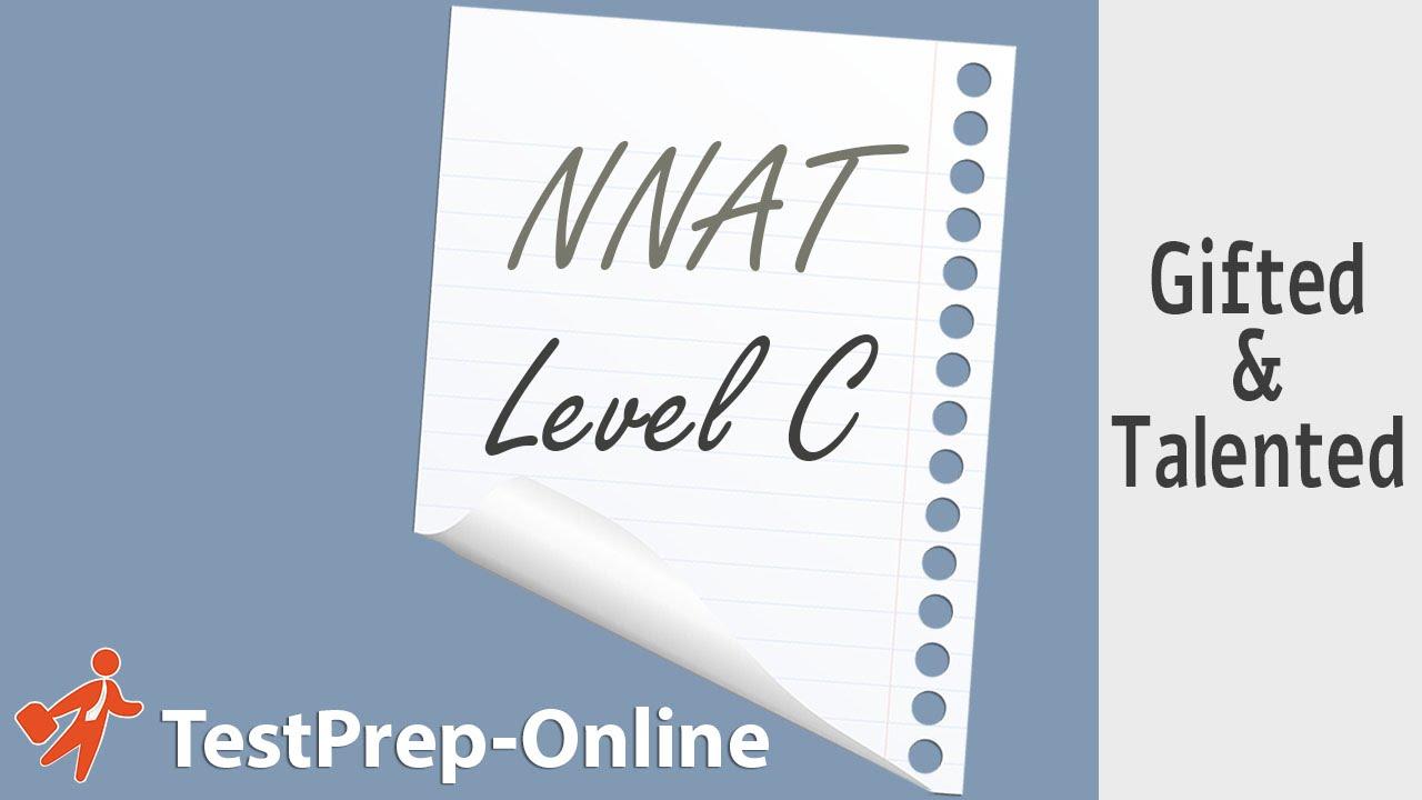 NNAT Test Prep - 2nd Grade - YouTube